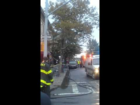 NYC Medical Examiner, Con Ed Emergency Gas, And FDNY On Scene Of A 10-60 In Boro Park, Broklyn