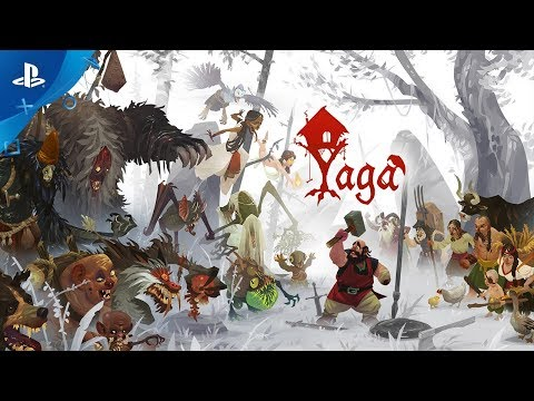 Yaga - Official Gameplay Trailer | PS4