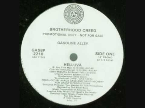 Brotherhood Creed - Helluva (B Club Mix)