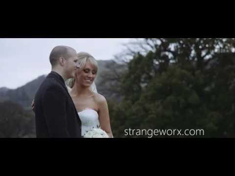 Alexandra & David Wedding Film Motion Poster - Mar Hall