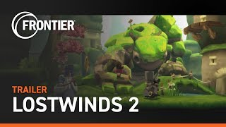 LostWinds 2: Winter of the Melodias - Official Trailer
