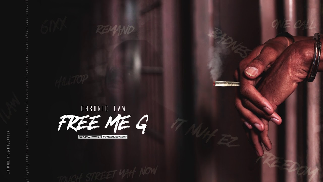 Download Chronic Law - Free Me G (Official Audio)