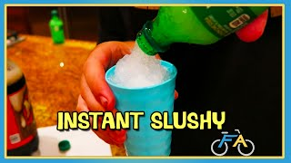 INSTANT SLUSHY and other 4TH OF JULY FUN!