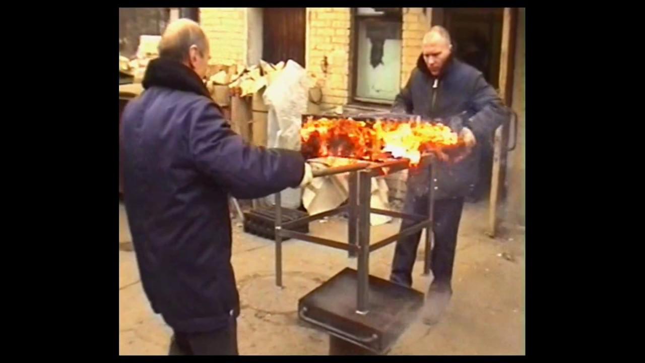 Огневые испытания модулей газового пожаротушения АРТСОК 2000г. Газовое пожаротушение.