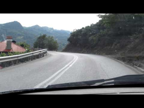 Road Trip Volos to Igoumenitsa, Greece