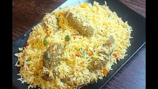KABAB RICE RECIPE *COOK WITH FAIZA*