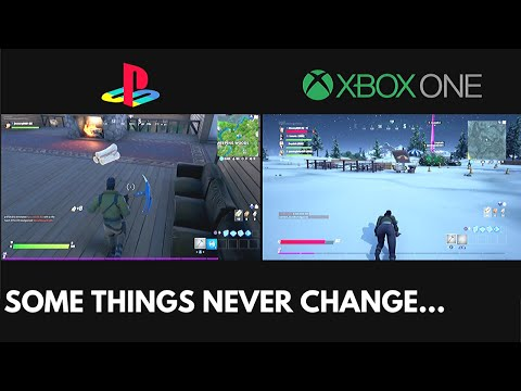 Xbox One X Vs PS4 Pro In 2020... Which Console Loads FORTNITE THE FASTEST??