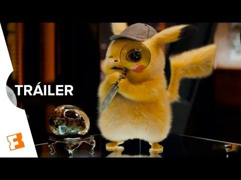 Detective Pikachu - Tráiler Oficial #2 (Sub. Español) adaptaciones de videojuegos más taquilleras