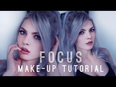 ARIANA GRANDE FOCUS TUTORIAL | Make-up & Hair