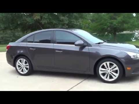HD VIDEO 2011 CHEVROLET CRUZE LTZ USED FOR SALE SEE WWW SUNSETMOTORS COM