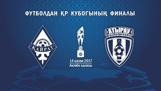 Kairat Almaty vs Atyrau full match