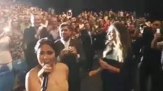 شيرين ترقص مع وائل كفوري وتغازله...