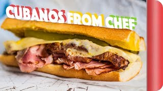 Making The EPIC Cubano Sandwich From The Movie 'Chef'