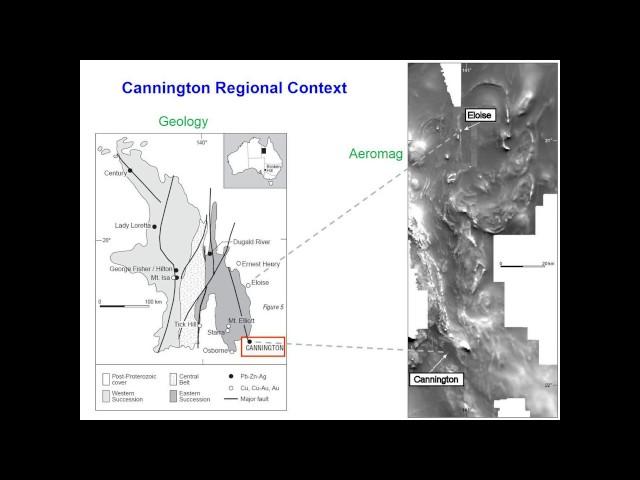 3- Remanent Magnetisation Inversion at Cannington, Queensland- Peter Fullagar, 2016