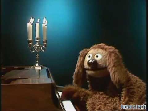 The Muppet Show Rowlf Für Elise Youtube