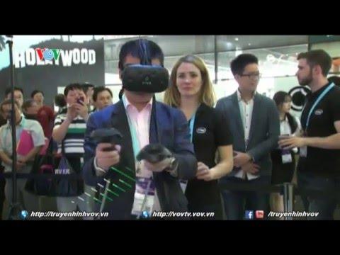 Tham quan Hội chợ hàng tiêu dùng điện tử châu Á CES 2016
