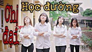 NHỮNG CHỊ ĐẠI HỌC ĐƯỜNG | Phiên bản rẻ tiền - [ BEN Remake ] Hậu Hoàng ft Nhung Phương