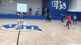 Van Meter Elem PE (Basketball Connect 4)