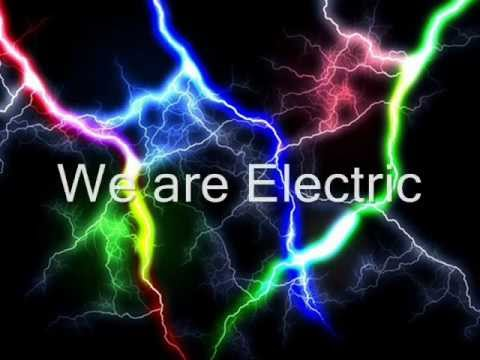We Are Electric - Flying Steps - Lyrics
