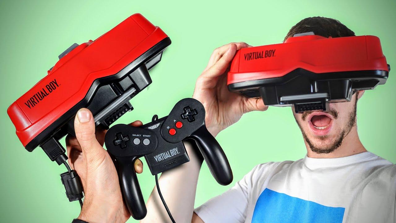 Nintendo's 1995 Virtual Reality