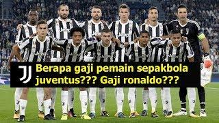 Gaji Pemain Juventus Musim 2018/ 2019