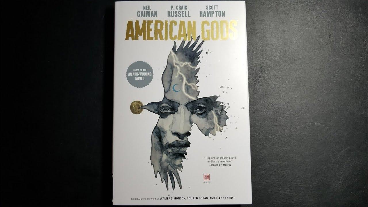 American Gods Graphic Novel HC Vol  1