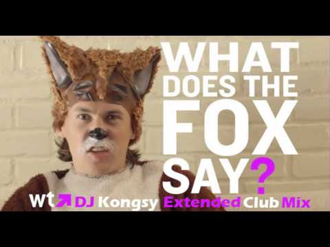 What does the Fox say (Extended Club Mix) (+) What does the Fox say (Extended Club Mix)