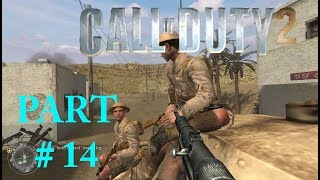 Call of Duty 2 Part #14 Gameplay, Walkthrough (No Commentary)