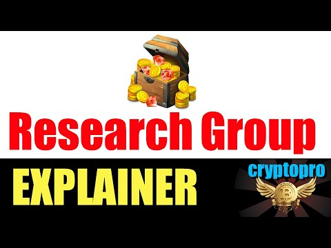 The CryptoPro Research Group – Finding Hidden Gems
