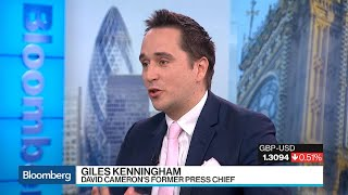 May Needs to Get Brexit off Front Page, Says Kenningham