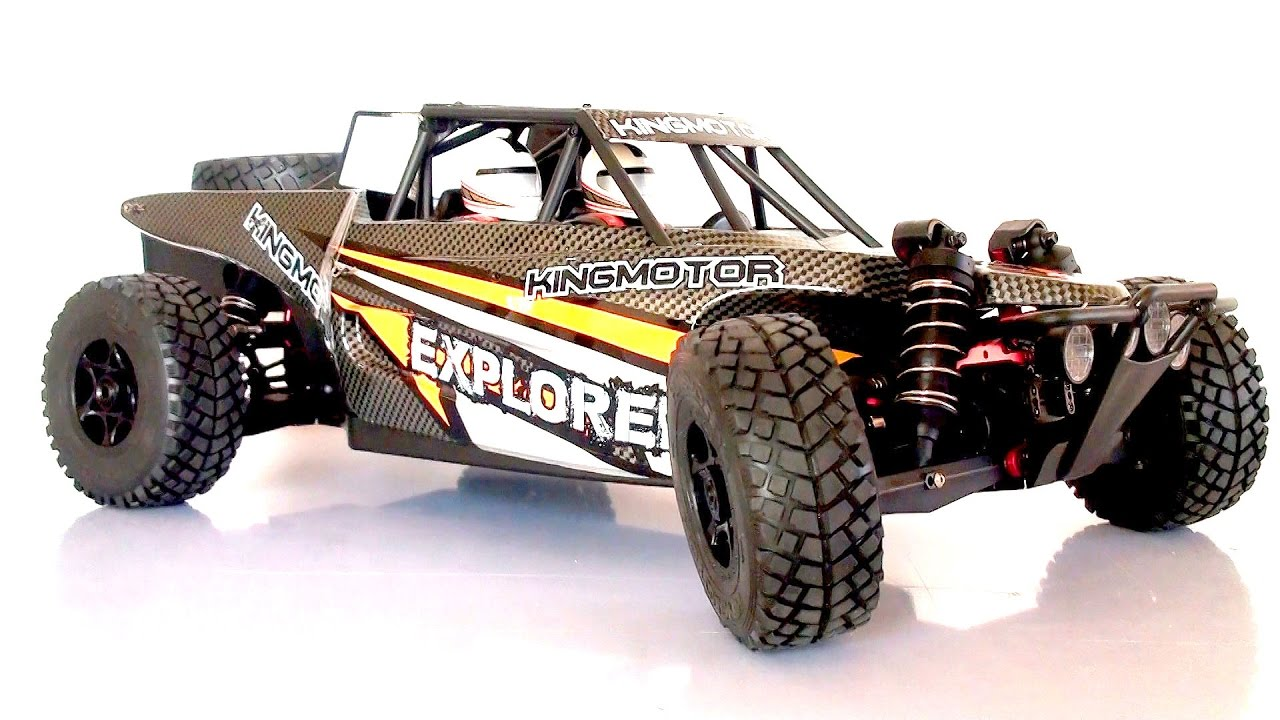Rc Extreme Pictures Review Buggy King Motor Explorer Scale 1 8