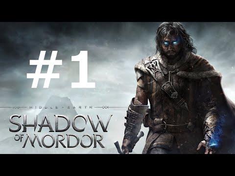 La Terra Di Mezzo: L'Ombra Di Mordor - Gameplay / Let's Play ITA # 1