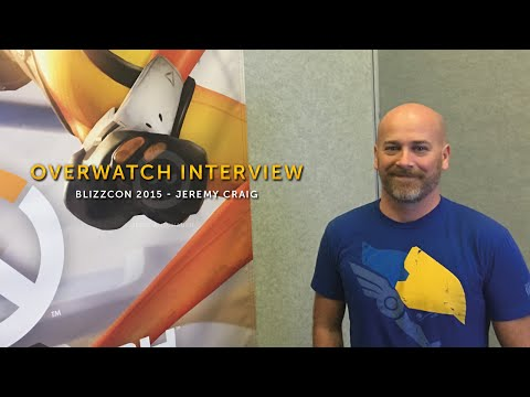 BlizzCon 2015 Overwatch Interview - Vanion & Jeremy Craig