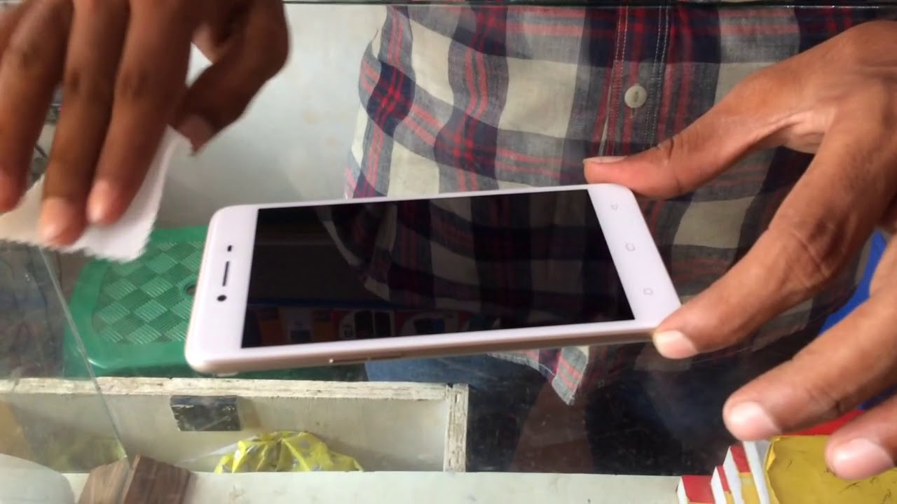 Oppo A33 Screen Protection Videos - Waoweo