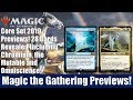 MTG Core Set 2019 Previews: 28 Cards Revealed Including Omniscience and Chromium, the Mutable