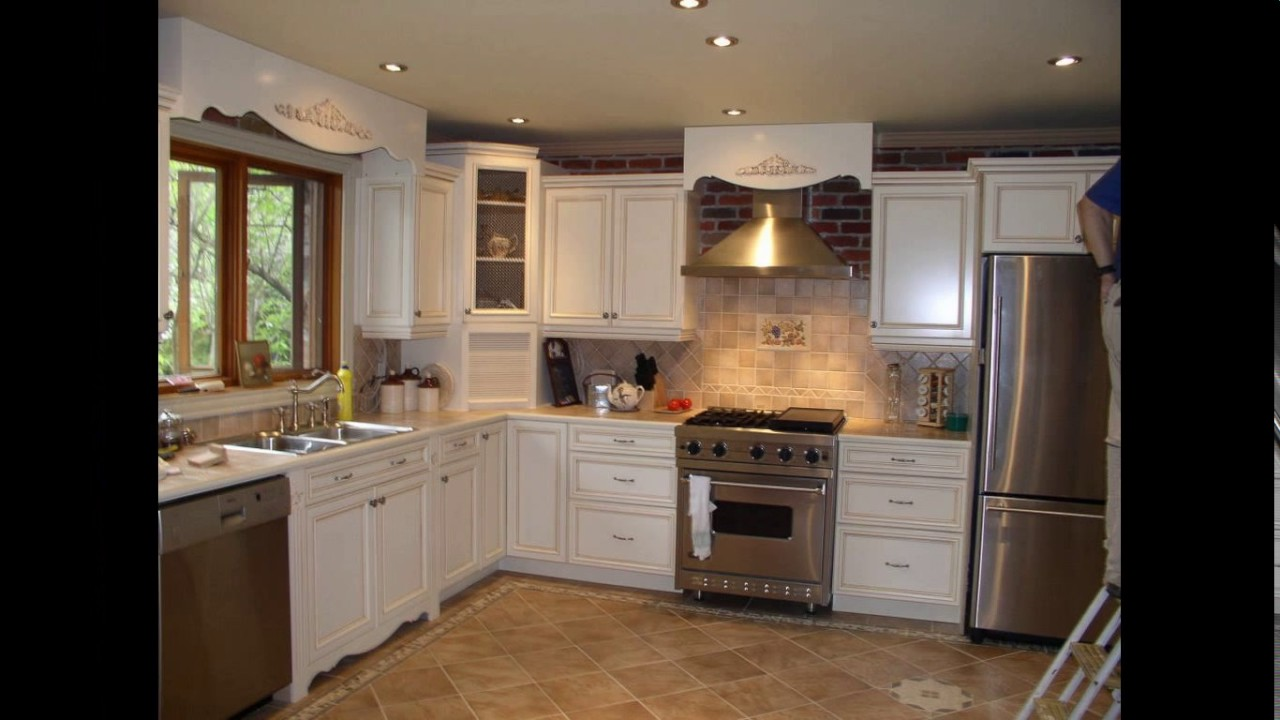 12 X 15 Kitchen Design