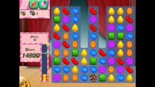 Candy Crush Saga: Level 208 (No Boosters) iPad 4