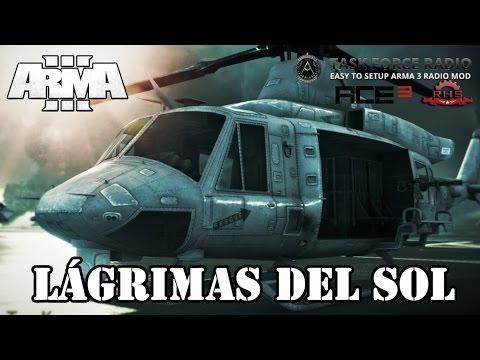 [ArmA 3](Pilot Helicopter) Lágrimas del Sol - Coop.33 [1080p] En Directo
