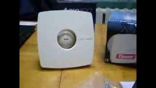 Вытяжной вентилятор Cata X-Mart 10 T с таймером(Обзор вытяжного вентилятора Cata X-Mart 10 T с таймером от интернет-магазина Alantek.com.ua https://alantek.com.ua/products/8184642., 2013-12-30T15:30:03.000Z)