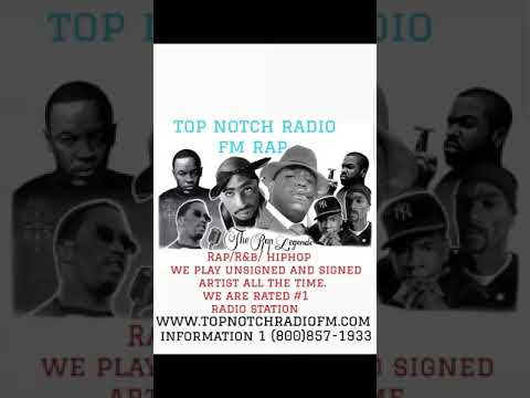 Top Notch Radio FM Rap