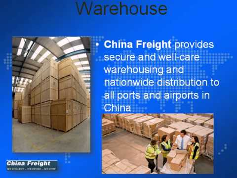 China freight forwarding agent drives your international movement