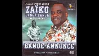 (Intégralité) Zaiko Langa Langa - Bande Annonce 2010 HQ