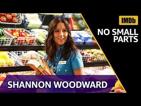 Actress Shannon Woodward's Roles Before