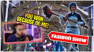I LET FAMOUS YOUTUBERS PICK MY FASHION SHOW OUTFITS..