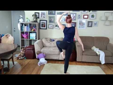 Mom's Workout - Booty Ballet