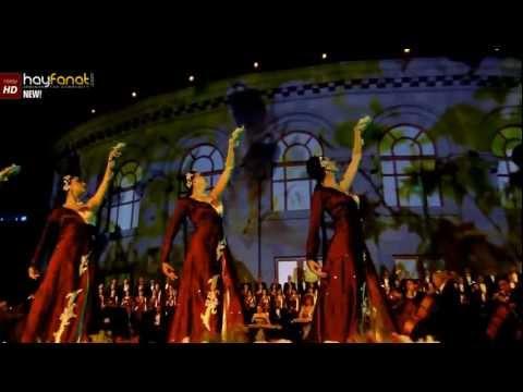 KOHAR with Stars of Armenia - Miananq Ergov // Armenian Pop Folk // HF New // Full HD