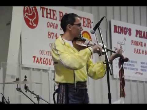 James Ross NWT Fiddle Championship August 31, 2014 Hay River NT