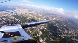 Mini Talon - High altitude flight