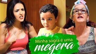 MINHA SOGRA É UMA MEGERA - FAMÍLIA PARAFUSO SOLTO