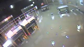 Port Authority PATH Video: Superstorm Sandy Video Footage